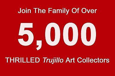 JOSE TRUJILLO - HUGE Expressive CHARCOAL DRAWING ORIGINAL Figurative Polo Horse 8