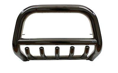 Edelstahl Frontbügel Frontschutzbügel mit ABE für Suzuki Jimny ab 2012 mit Grill