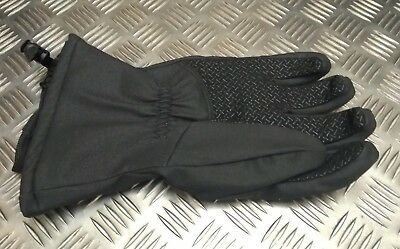 Genuine British Military Issue W+R ECW Extreme Cold Weather Black Combat Gloves 3