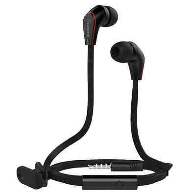 3.5mm Bass Stereo In-Ear Earphones Headphones Headset Earbuds With Microphone