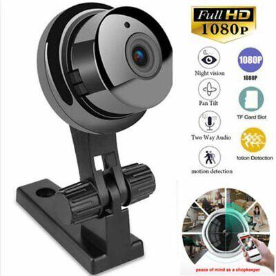 1080P Wifi IP Caméra de Surveillance Sans fil Vision HD Nuit Sécurité  Extérieur 2