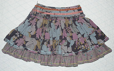 Next girl's skirt * age 3 * Lovely with embroidery and sequins / two layered 4