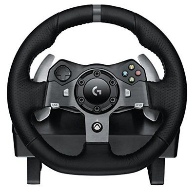 Logitech G920 Racing Wheel for Xbox One / PC + Driving Force Shifter NEW 2