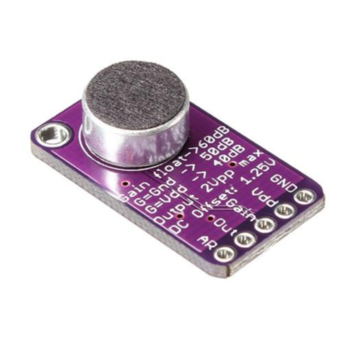 MAX9814 Elektret Mikrofon Verstärker Modul Auto Gain Control für Arduino
