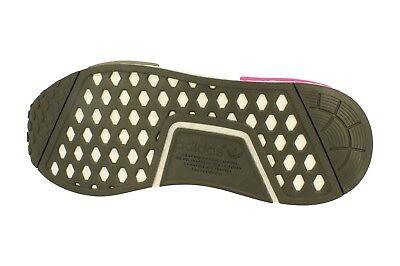 Da Uomo Adidas NMD_R1 primknit BZ0222 Verde Mimetico Scarpe