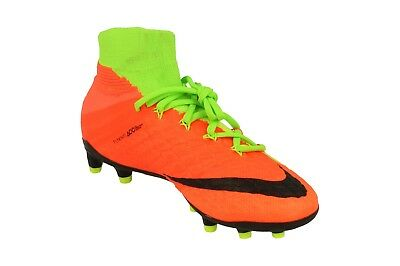 NIKE JUNIOR HYPERVENOM Phantom 3 Df Fg Football Bottes