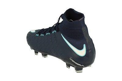 newest collection 8fe0e d1bc2 Nike Junior Hypervenom Phantom 3 Df Godasses de Football Fg 882087 Crampons  414 Articles de football