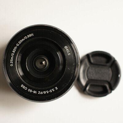 Sony E PZ 16-50mm f/3.5-5.6 OSS Lens SELP1650 for Sony E-Mount Camera 4