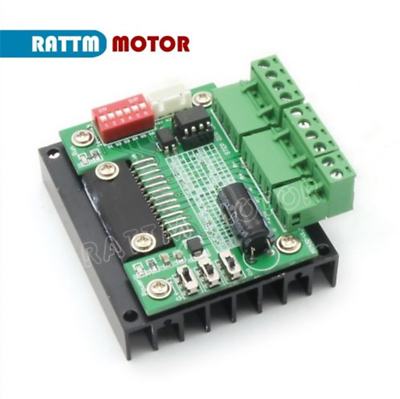 4 Axis 76mm Stepper Motor Nema23 270oz-in Dual Shaft+TB6560 Driver+Board CNC Kit 5