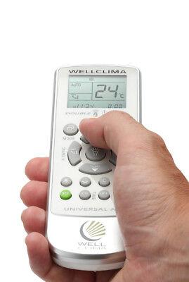 Telecomando condizionatore Hemilton Howell Kelvinator Klimatair climatizzatore 3