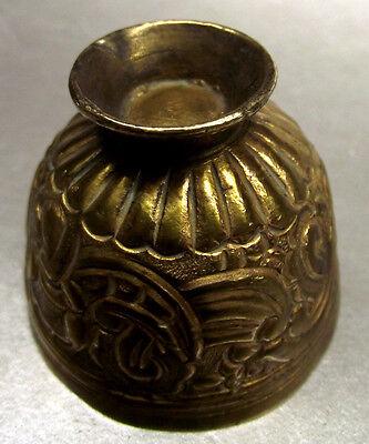 B.C.A.D. ART - 18th CENTURY OTTOMAN TOMBAK WINE CUP
