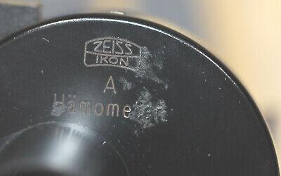 Zeiss Ikon Hämometer in OVP 5