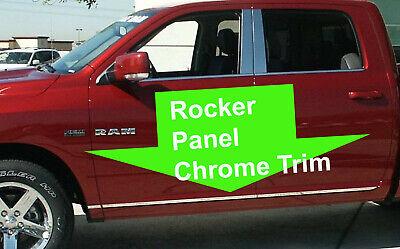 Chrome B Pillar Post Flexible Chrome PC Molding For LANDROVER 02-12 RangeRover Car & Truck Exterior Parts Car & Truck Exterior Mouldings & Trim