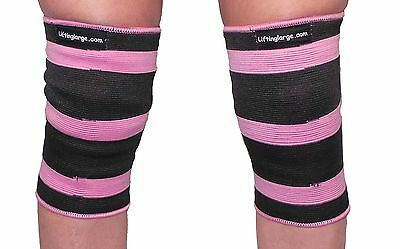 4edce96d79 ... 2 ply Crusher Knee or Elbow Sleeves by LiftingLarge - Powerlifting 2