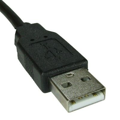 5m Long PSP PS3 Controller Charger Cable Lead Playstation 3 A to MINI B USB 2.0