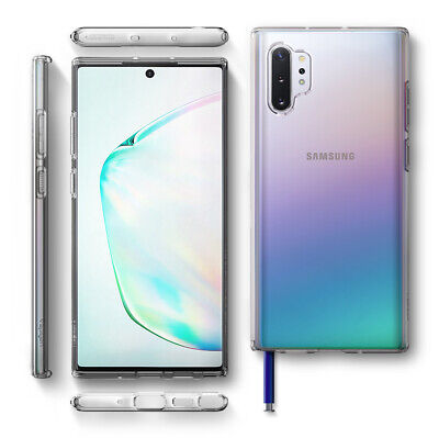 Galaxy Note 10, 10 Plus/10 Plus 5G Case | Spigen® [Liquid Crystal] Clear Cover 11