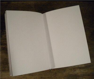 BLANK BOOK - SKETCH BOOK - Handbook for the Recently Deceased BEETLEJUICE Prop 5