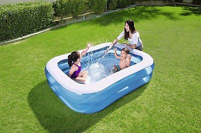 Large Family Swimming Pool Outdoor Garden Summer Inflatable Kids Paddling Pools 2