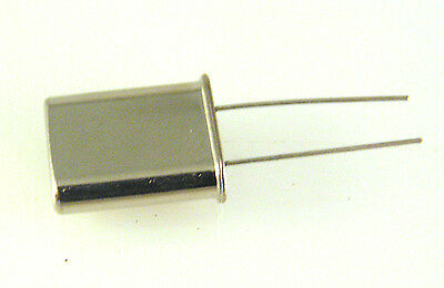 ACT Crystal HC49/U package Range from 3.2768 MHz - 30.000 MHz 10pcs OM1110-1140 2