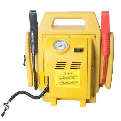 ToolTronix 4-In-1 Car Jump Starter Battery Booster Air Compressor Light Power 2