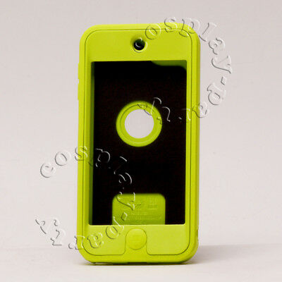 new products 60072 f9535 OTTERBOX DEFENDER IPOD Touch 5th Generation Rugged Hard Shell Case - Lime  Green