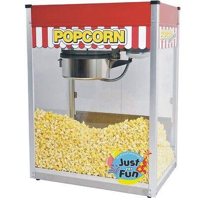 4kg Premium Bulk Popping Corn Kernels with Flavacol Popcorn Salt