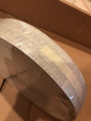 NEW 3M 373L Microfinishing Film Roll 1.5in x450ft x5/8in Abrasive Side OUT 50MIC 3