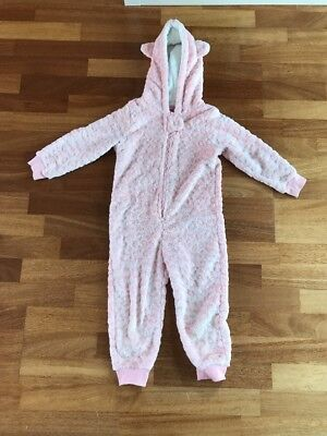 Girls Dressing Gown & One Piece 2-3 Years 6