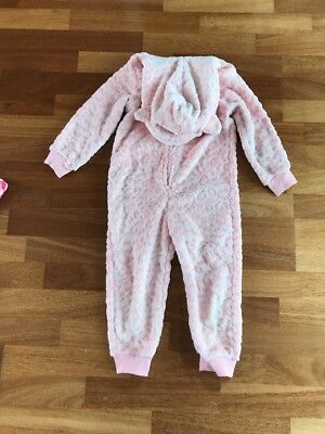 Girls Dressing Gown & One Piece 2-3 Years 5