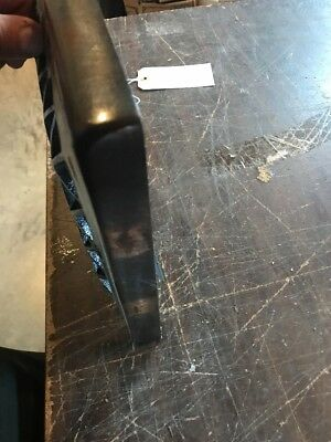 P 12 antique crosshatch floor to wall mount heating grate 10.75 x 11 5/8 5