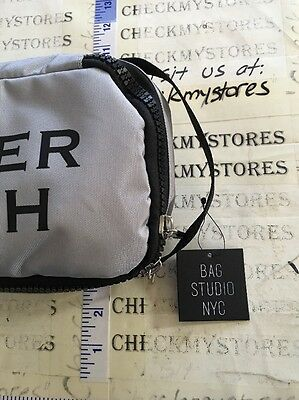 ... NEW Bag Studio NYC Men s Dapper Stash Toiletry Bag Travel Bag Shaving  Bag 2 ec95eda0bc1f5