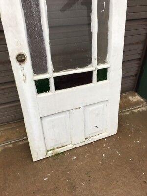 AN 424 antique queen AN door 31 x 1 01.5