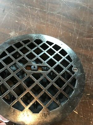 T 12 antique round heating grade 8 inch 2