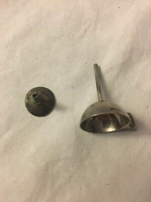 2 Sterling Silver Perfume Nossils 5