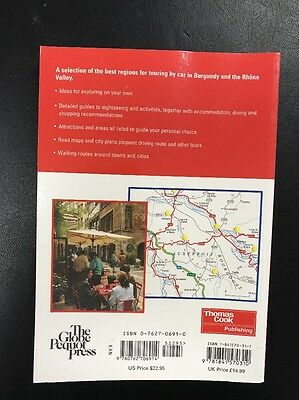 Burgundy and the Rhone Valley (Signpost Guide Burgundy & the Rhone Valley: Your