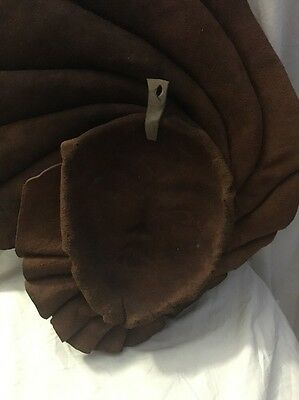 Modern Italy Decoration Leather Woman's Face 7