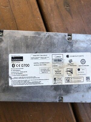 2011 2012 BMW 750I F01 OEM 9257153 COMMUNICATION BLUETOOTH MODULE COMBOX