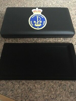 Medal Display Case With Removable Tray
