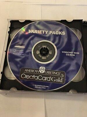 American greetings creatacard gold version 3 cd rom windows 9598 8 of 12 american greetings creatacard gold version 3 cd rom windows 9598 vintage m4hsunfo