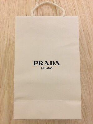 a771b902e42d AUTHENTIC PRADA PAPER Shopping Gift Bag - $14.99 | PicClick
