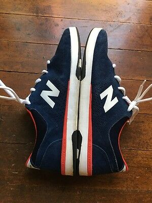 NEW BALANCE NUMERIC Stratford 479 Men's Shoes 13 Navy Red