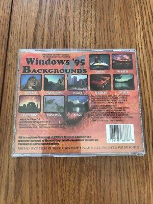 Windows 3.1 & Windows'95 Backgrounds Ships N 24h 5