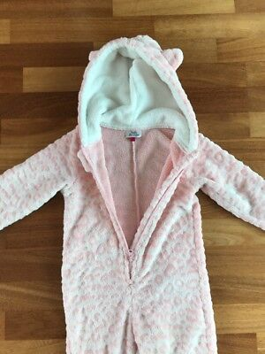 Girls Dressing Gown & One Piece 2-3 Years 8