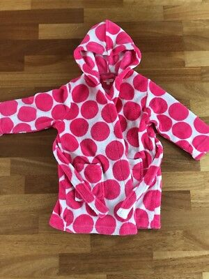 Girls Dressing Gown & One Piece 2-3 Years 2