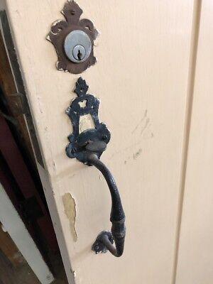 """Spanish Colonial Front Door 78 X 32"""""""