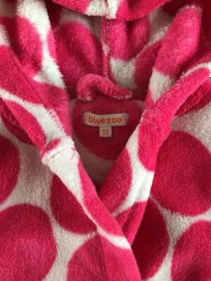 Girls Dressing Gown & One Piece 2-3 Years 3