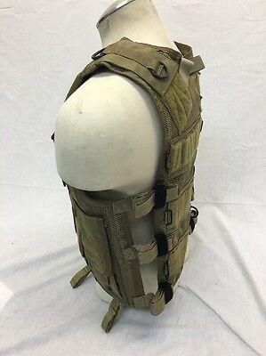Eagle Industries TAC V 1 Rifleman Vest Khaki Old School Trim Tab  SEALs Medium
