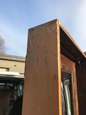 """HOLZ Antique Burch Entrance Door 34 X 84.75 In Jamb 7 3/8"""""""