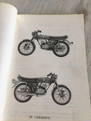 DID Std Kettensatz Yamaha RD 50 M 2U1 Bj 1978
