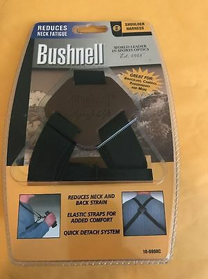 Bushnell Binocular Shoulder Harness 109998CM,London